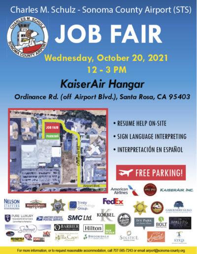 STS Job Fair Flyer