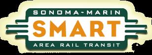 SMART train logo.