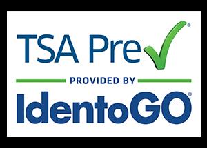 TSA PreCheck provided by IdentoGO